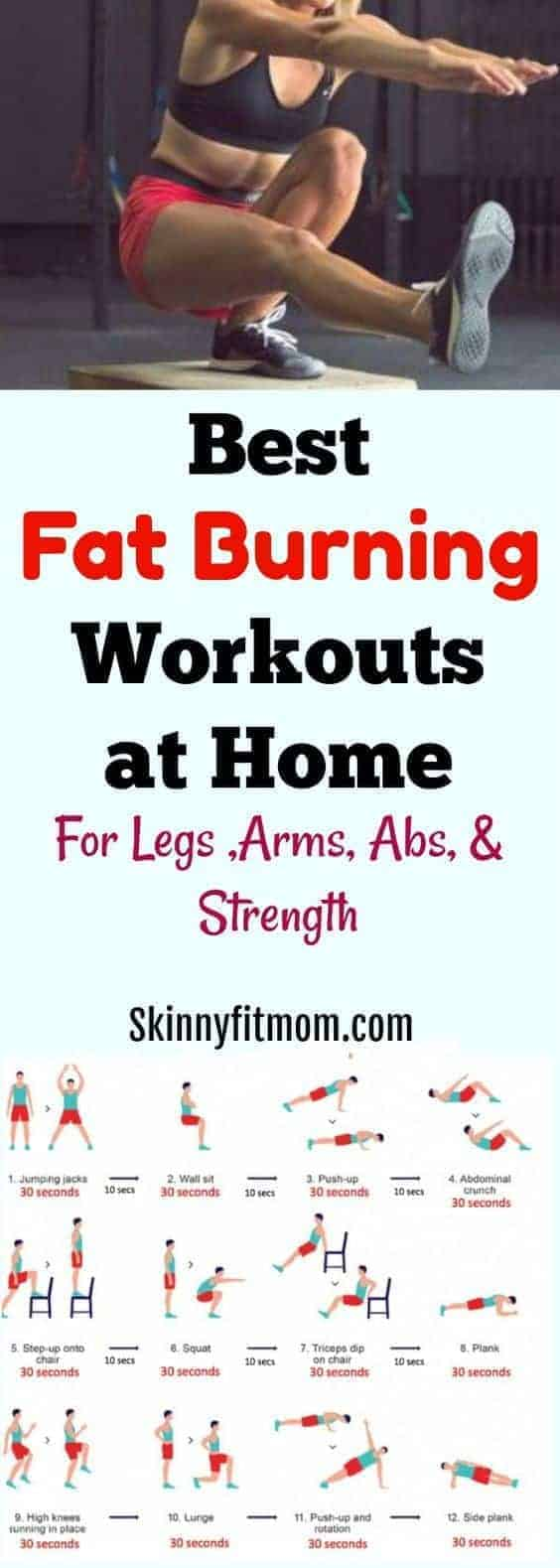 Now is the perfect time to take control of how you look and feel with these 4 Minutes Fat-Burning Workouts For Quick Weight Loss ; I do these religiously every morning, I feel good after literally less than 30 min! #fatburning #workouts #cardio