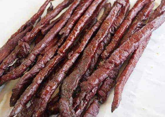 Beef Jerky- 15 Fat Burning Snacks You Can Eat at Night to Lose Weight | Eat This Not That
