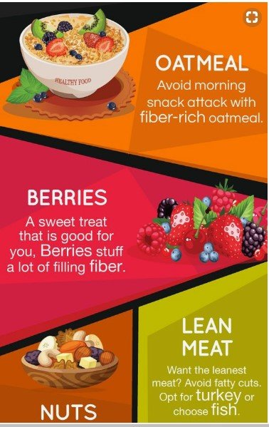Oatmeal- 16 Best Foods To Reduce Belly Fat Quickly