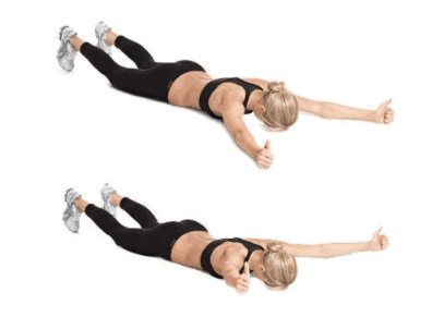 TYI- 7 Best Exercises to Lose Arm and Back fat