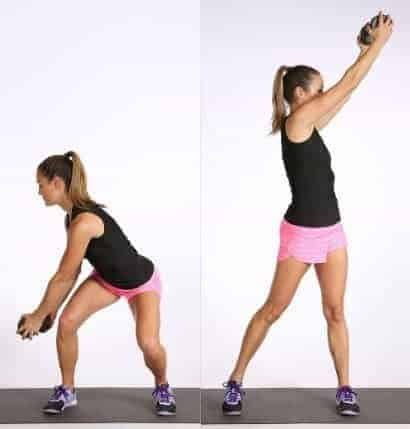 Wood chopper - 8 Simple exercise to get rid of muffin top in a week