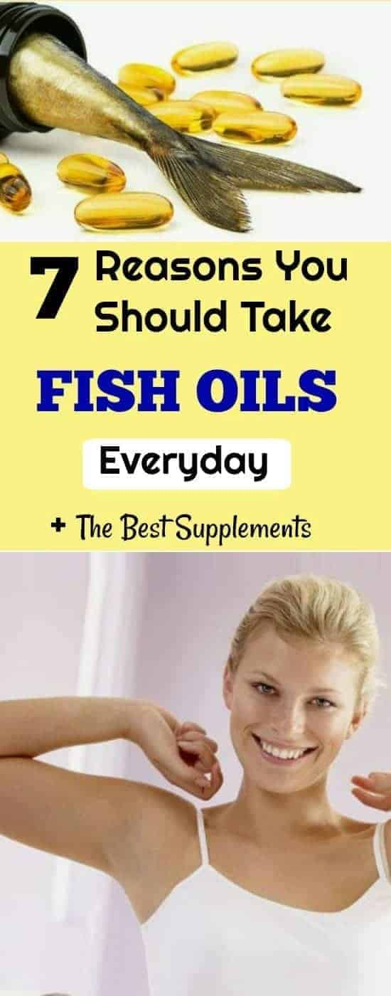 These 7 reasons you should take #FishOil everyday will open your eyes to see why you should take the #supplement. You would be amazed at how much you are missing.