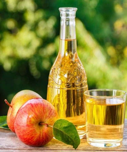 Apple Cider Vinegar - 8 Low Calorie Foods for weight loss to help you slim down