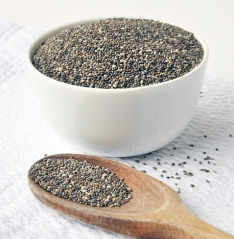Chia Seeds For Weight Loss - 8 Low Calorie Foods for Weight Loss to Help you Slim Down