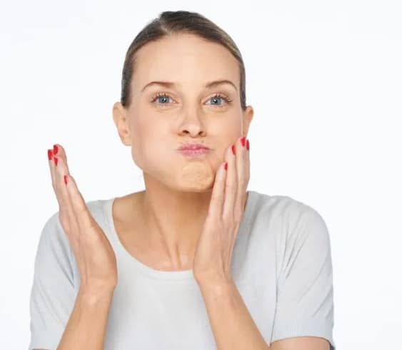 Face Yoga - 7 Best anti aging facial exercise