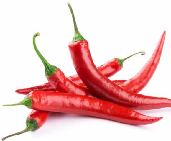 Hot pepper - 30 Fastest ways to permanent weight loss in 3 weeks