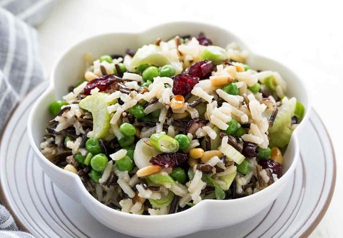 Mid Eastern Rice Salad - 8 Delicious Foods That Will Help You Lose Weight Fast