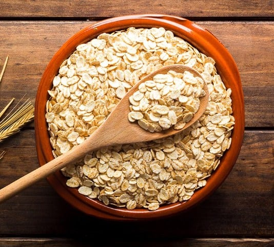 Oats - 10 Best fat burning food for instant weight loss