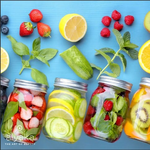 DIY Fruit Infused Water Recipes for Weight Loss and Healthy Living