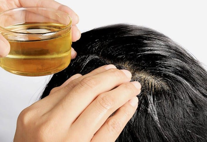 Coconut oil for Dandruff Removal-8 Proven Ways of Using Coconut Oil for Hair Growth – Tricks & Tips