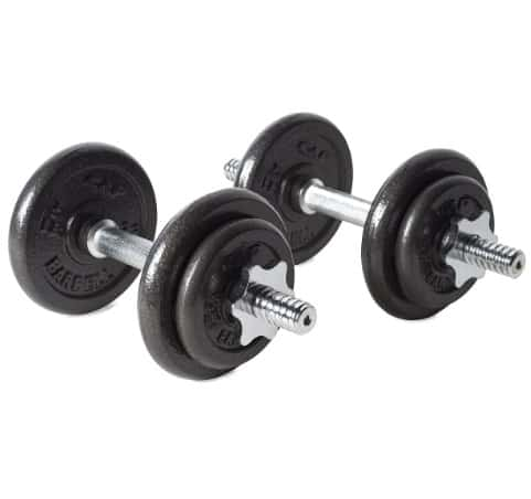 Barbell- 15 Home Gym Equipment on The Budget