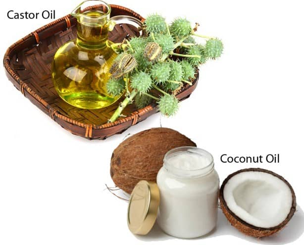 Coconut With Castor Oil- 8 Proven Ways of Using Coconut Oil for Hair Growth – Tricks & Tips