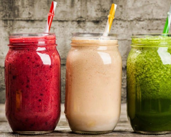 Healthy Smoothie Recipe to Aid Good Gut Bacteria for Weight Loss-Eat More of Probiotic foods-8 Ways To Improve Good Gut Bacteria For Weight Loss, Beat Anxiety & Allergies