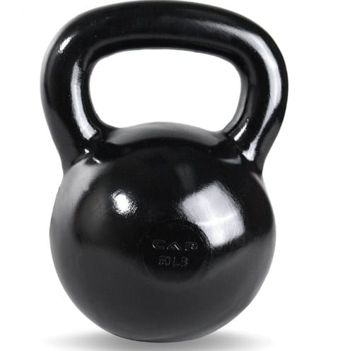 Kettlebells- 15 Home Gym Equipment on The Budget