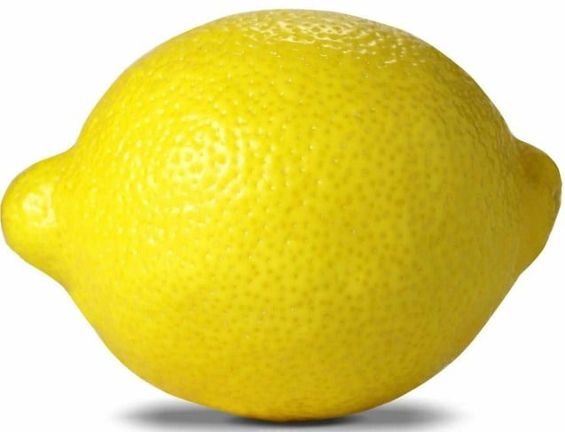 Lemon- How To Get Rid Of Acne + 11 Home Remedies For PimplesThat Work Fast