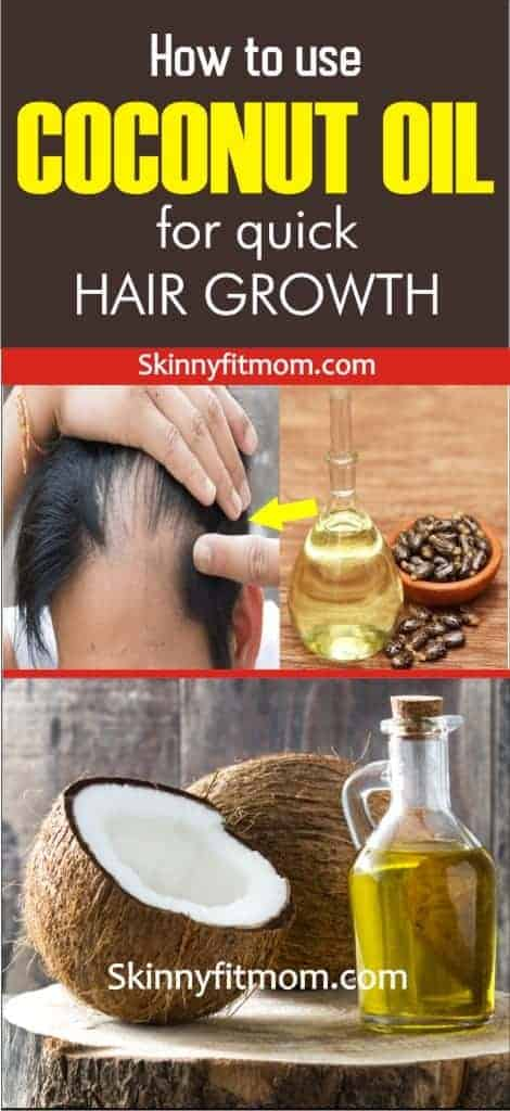 Coconut Oil for Hair Growth – Tricks & Tips