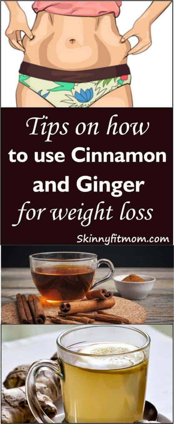 How To Use #Cinnamon and #Ginger For #FastWeightLoss: This could just be the next #WeightLossSecret. Don't miss out on it! #Recipe