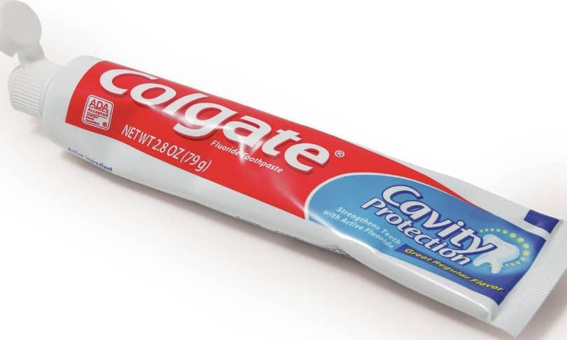 Toothpaste- How To Get Rid Of Acne + 11 Home Remedies For PimplesThat Work Fast