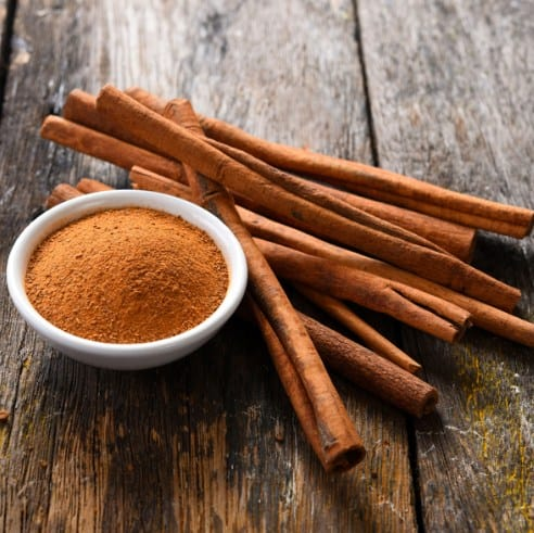 cinnamon- Simple Tips To Master The Art of Using Cinnamon And Ginger For Weight Loss