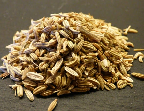 Fennel Seeds- 11 indigestion remedies That Will Help You Feel Better, Fast