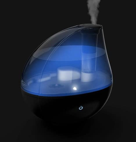 Pure Enrichment Ultrasonic Cool-mist Humidifier- 5 Ways A Humidifier Kills Illness & Reduces Utility Bills + 3 Best To Buy
