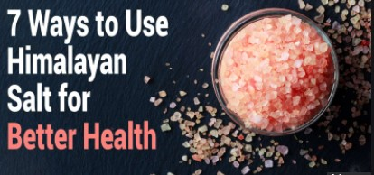 9 Surprising Ways To Use Himalayan Salt You've Probably Never Thought Of