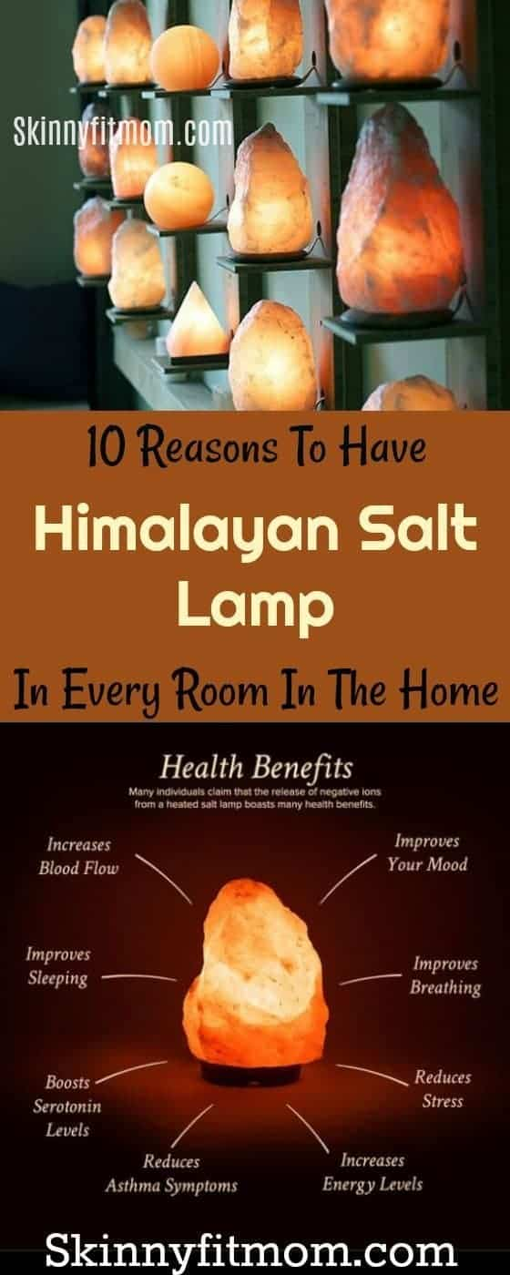 Want to know the health benefits of himalayan salt lamp? Here are the top 10 reasons you should have an himalayan salt lamp in every home in your home.