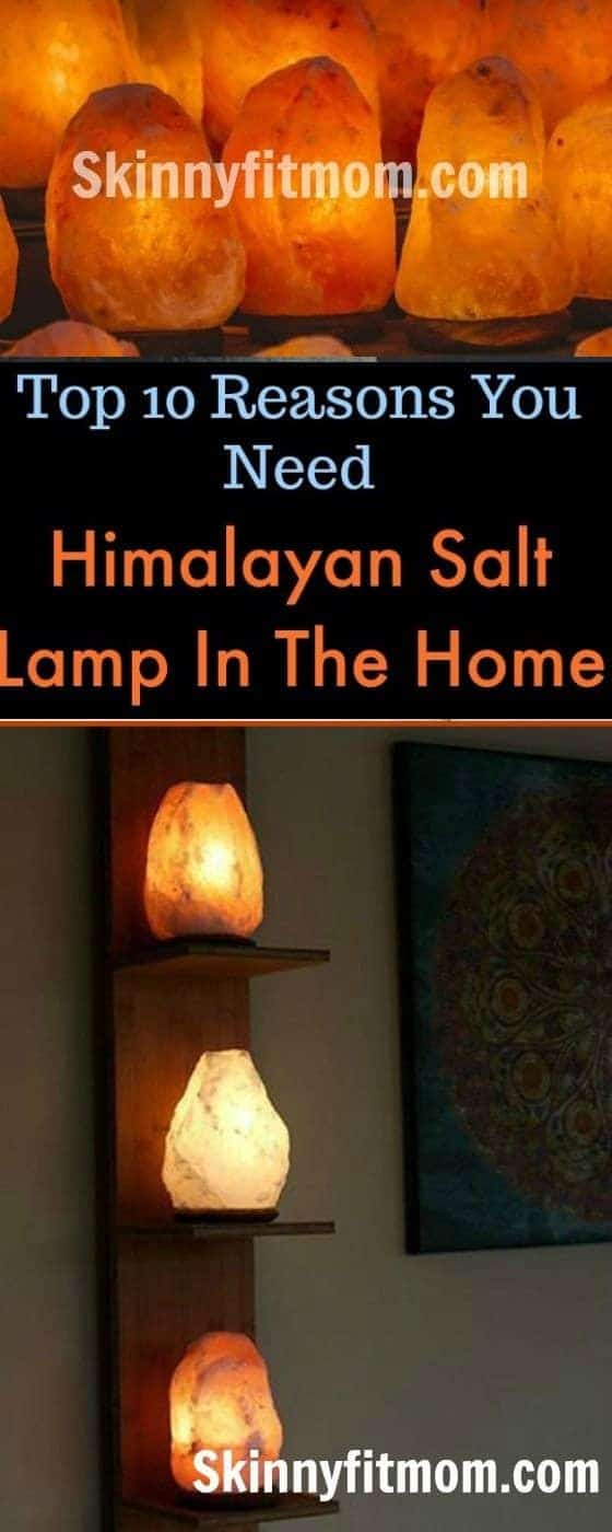 The Benefits of Himalayan Salt Lamps For Asthma, Allergies, Poor Sleep, Moodiness, Low Energy and ADHD