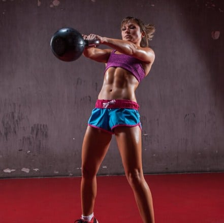 Russian Kettlebell Swing -10 Intensive Workouts Routine That Burn More Fat Than Running