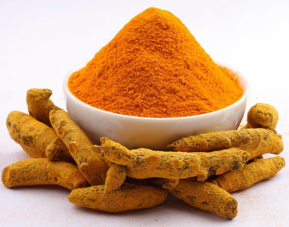 Turmeric- How To Get Rid Of Knee Pain Fast