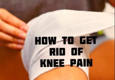 How to Get Rid of Knee Pain Fast - 7 Best Home Remedies for Knee Pain Relief