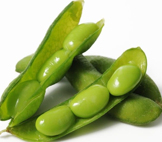 Herby Edamame With Crackers- 8 Healthy Low Calorie Snack For Instant Weight Loss