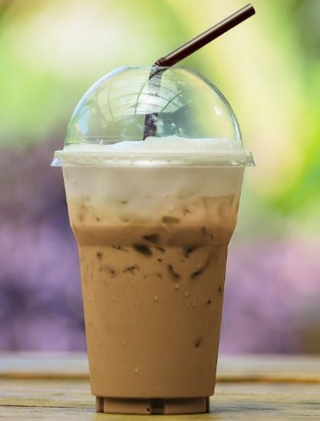 Low-Calorie Iced Coffee Protein Shake Recipe for a Quick Weight Loss