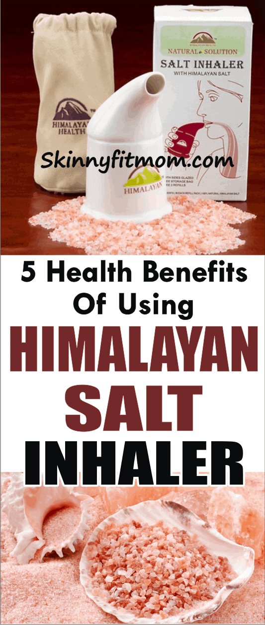 If you suffer with asthma, allergies, breathing issues, sinus congestion or sore throat, it's time to look into getting a Himalayan salt inhaler and give it a try. You'll be surprised at the AMAZING benefits of using salt therapy through Himalayan salt inhalers