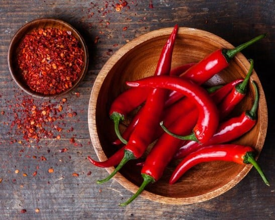Cayenne Pepper- Best Home Remedies To Get Rid Of Bed Bugs