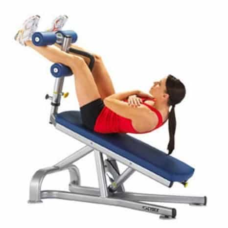 Single Leg Abdominal Press -13 Best At-Home Workout Routine