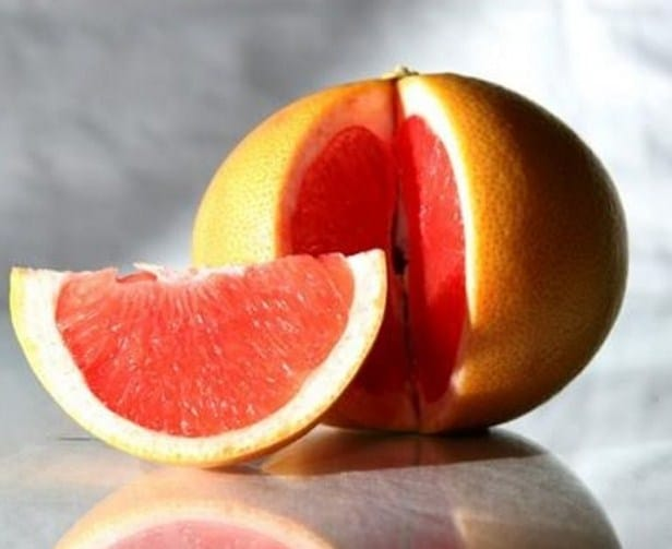Grapefruit-10 Home Remedies To Lower Cholesterol Naturally in 3 Days