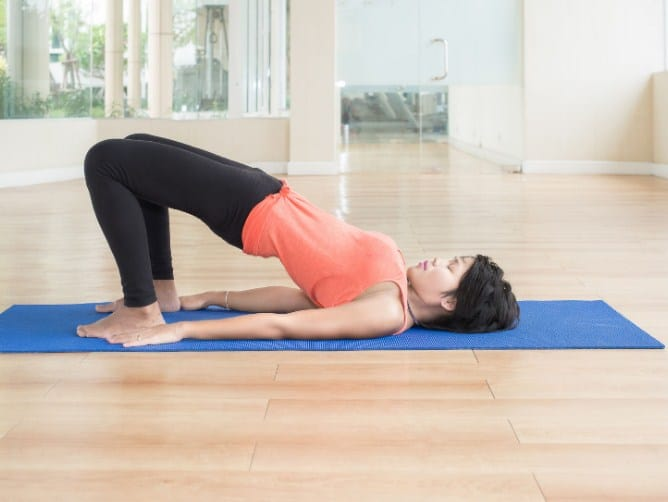 Bridge Pose -8 Best Exercises for Better Sex – Proven Exercises to increase stamina and strength