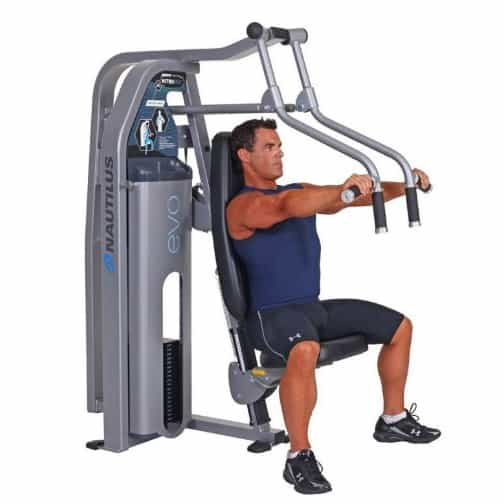 Seated Chest Press-12 Full Body Strength Training Workouts – Increase Stamina and Endurance