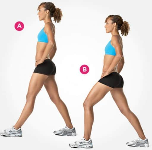 Standing Hip Thrust - 8 Best Exercise to Make You Better in Bed – Proven Exercises to increase stamina and strength