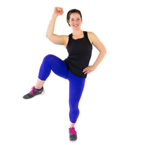 Standing Oblique Crunch-7 Best Exercises To Get Rid of Love Handles, Muffin Top, and Strengthen Oblique Muscles