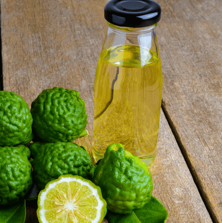 Bergamot essential oil for balanced hormonal system