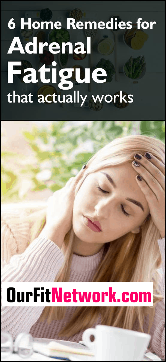 Despite what you may think, adrenal fatigue can affect anyone. In this post, you will find the best home remedies for adrenal fatigue that works wonders. In no time, you are back to your bubbly self! #HomeRemedies #AdrenalFatigue #HomeRemediesForAdrenalFatigue