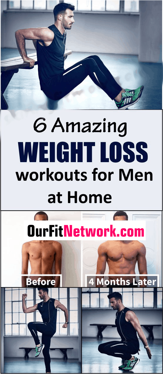 The workout moves are effective for weight loss. What's more is that with these workout moves, you do not need to leave your home to lose up to 10 pounds! #WeightLoss #WorkoutMoves #WeightLossWorkoutsForMen