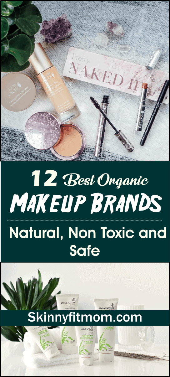 I recently gave organic makeup a test and the result stunned me. If you want to start using natural skin-care products, these are the best brands and products to go for. Your face will so love you for it. #makeup #makeupbrands #organicmakeup #naturalbeauty