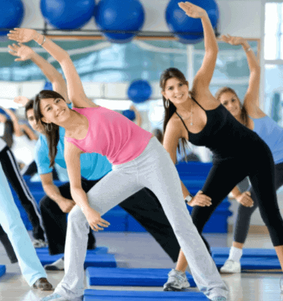 Aerobic Exercise- Love Handles workout at home