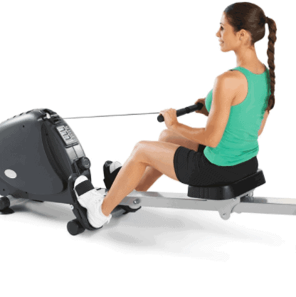 Indoor Rowing-10 Intensive Workouts to burn fat without running