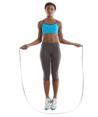 Jump Rope -10 Intensive Workouts Routine That Burn More Fat Than Running