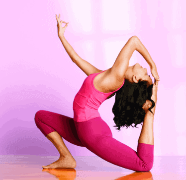 Powerful, Flexible, and Balanced Body - Bikram Yoga Health Benefits