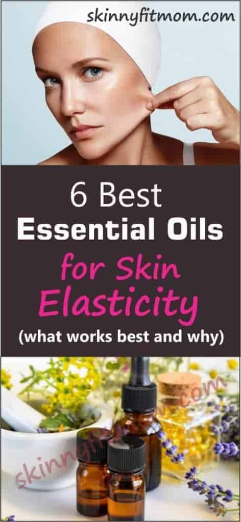 For a smooth sleek and elastic skin, essential oils are vital. Besides the moisture it provides, it also helps important body proteins that gives firmness and elasticity! Here're the best essential oils to get the job done plus how to use them effectively. #essentialoils #skinthightening #skinelasticity #skincare